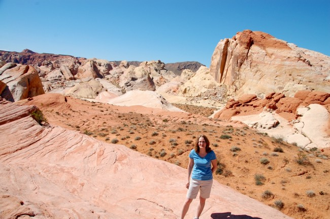 In the Valley of Fire