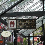 Uncommon Grounds Sign