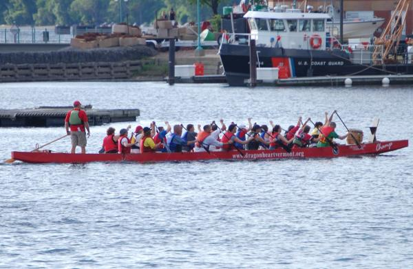 Dragonboat team