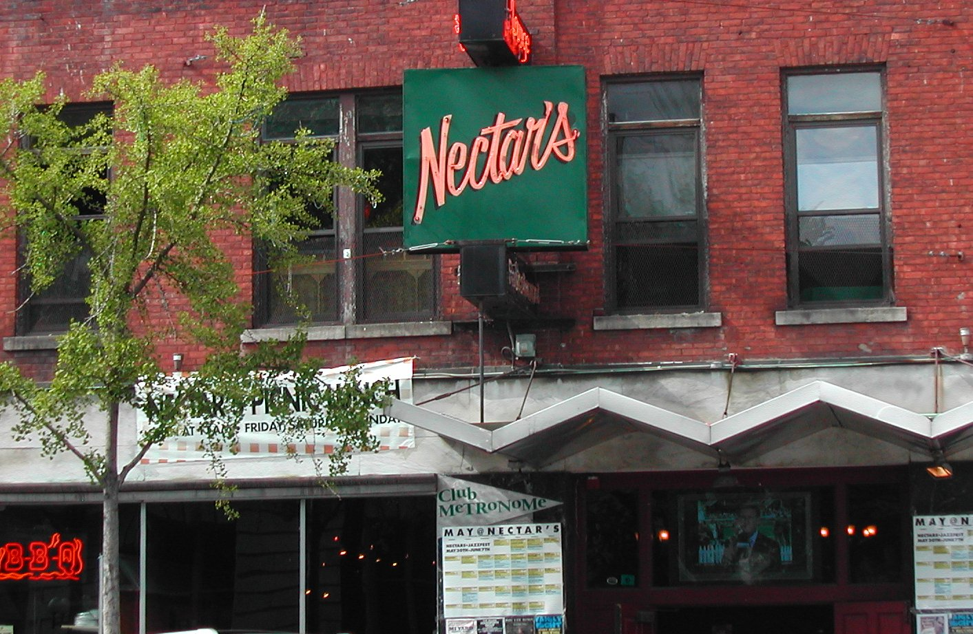 Nectar's, Burlington