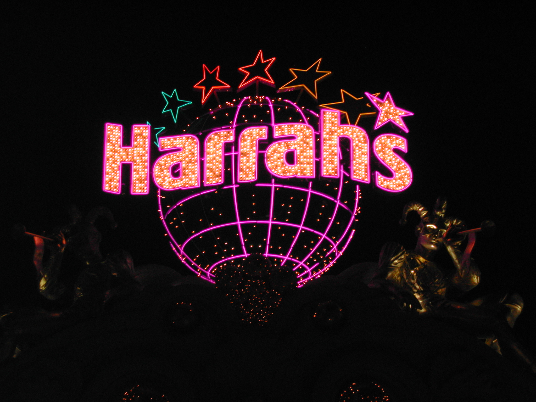 harrahs online slot games