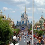 Solo Walt Disney World, Part One