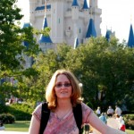Picture of me at the Magic Kingdom, thanks to a Photo Pass Photographer