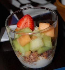 Parfait at TI Buffet