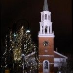 Christmas in Burlington, Vermont