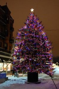 Church Street Christmas Tree