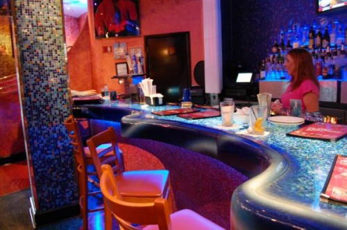 Bar at Planet Hollywood, Downtown Disney