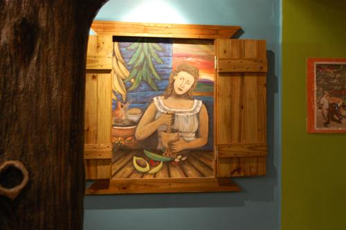 Artwork at Raices