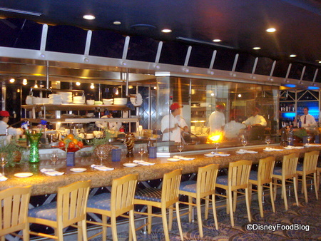 Flying Fish Chef's Counter