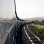 Traveling by Train in Europe