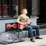 Let's Hear it for the Buskers!