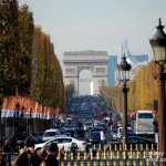 Exploring The Champs Elysees
