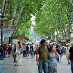 Take a Walk on La Rambla in Barcelona
