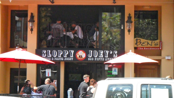 Post image for Sloppy Joey's: Not Sloppy At All