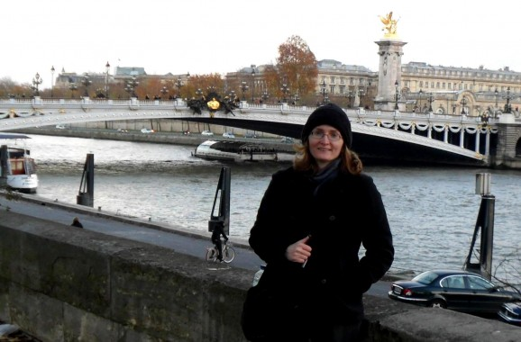 At the Seine