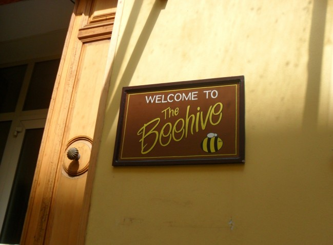 Post image for The Beehive, A Home Away From Home in Rome