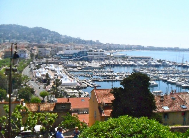 Post image for The Coolest Spot in Cannes