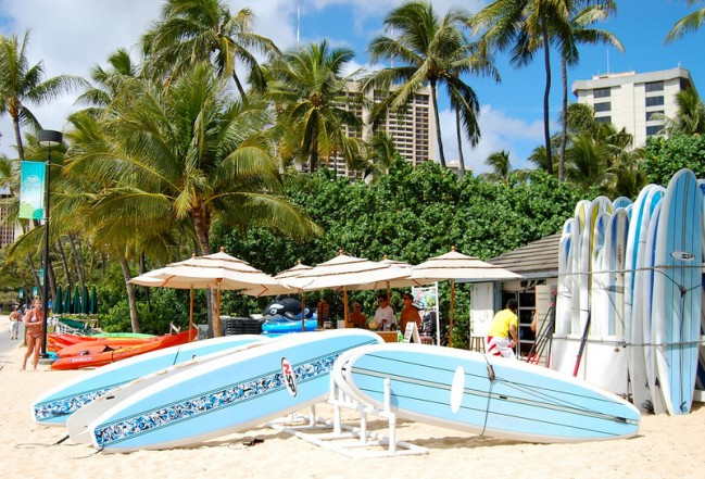 Post image for A Tour of Waikiki In Photos