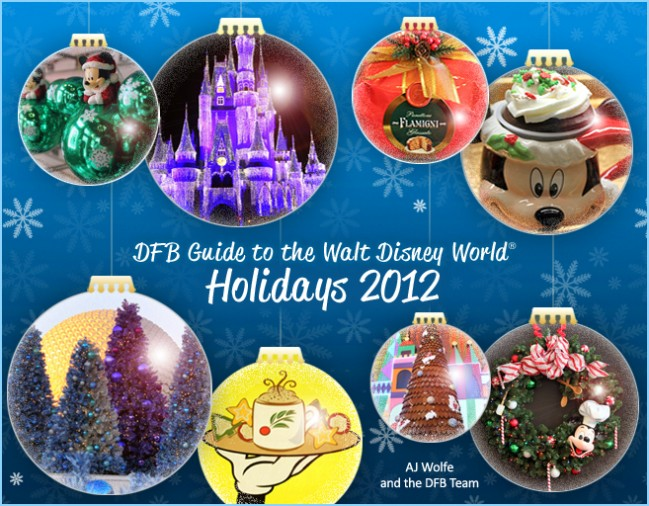 Post image for Review: The DFB Guide to the Walt Disney World Holidays 2012