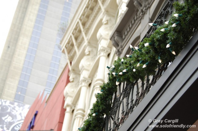 Post image for Solo Travel at Christmas: New Orleans