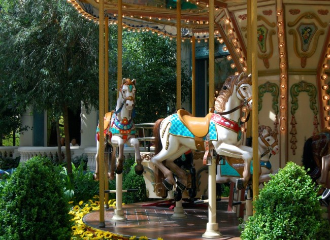 Bellagio Carousel