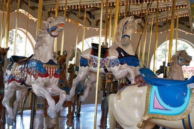 Post image for Carousels Around the World