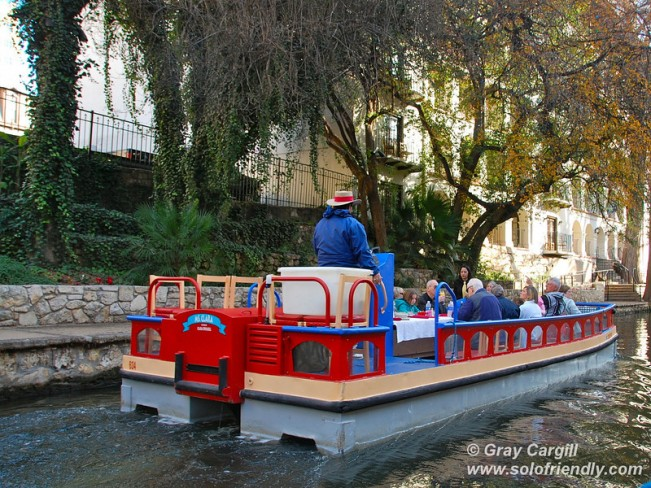 River Taxi in San Antonio