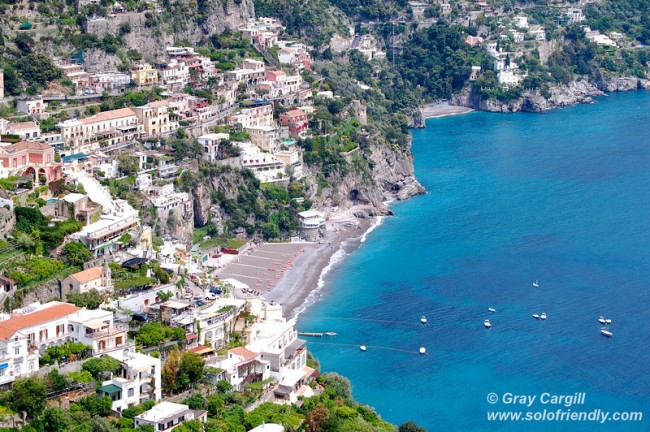 Post image for The Shortest Hour of My Life: Positano, Italy