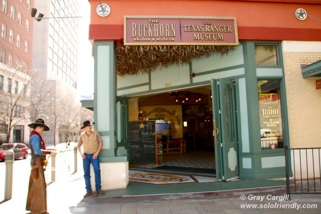 Post image for The Buckhorn Saloon and Museum: Freakiest Attraction in San Antonio