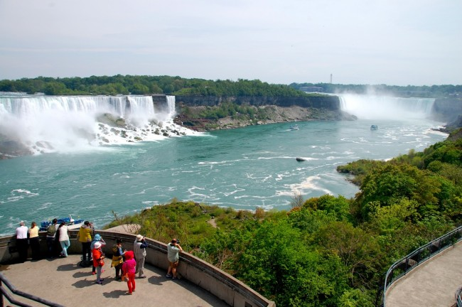 Post image for The Two Faces of Niagara Falls