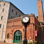 Toronto's Distillery District in Photos