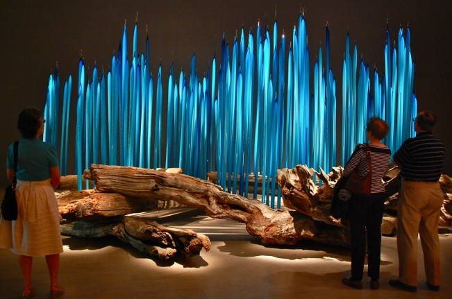 Turquoise Reeds