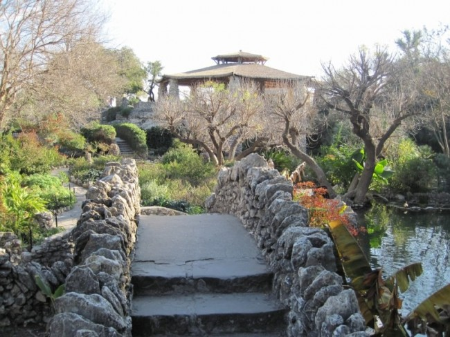 San antonio 39 s japanese tea garden for Japanese tea garden hours