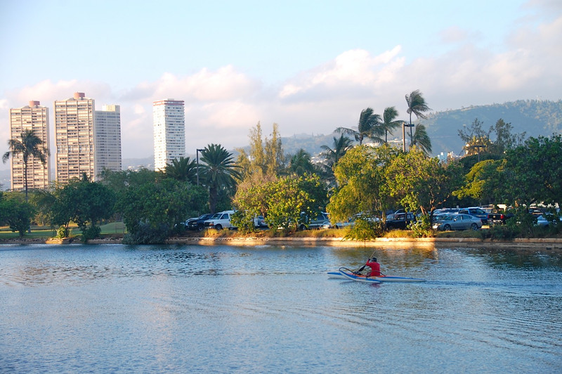 Post image for A Walk Along the Ala Wai Canal