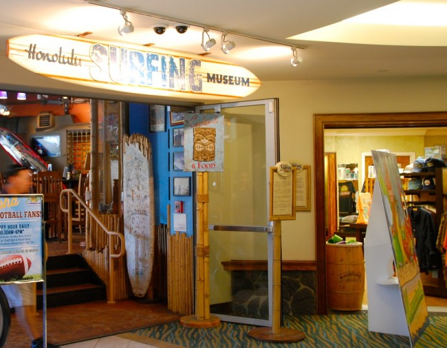 Post image for Intro to Surf Culture: The Honolulu Surfing Museum