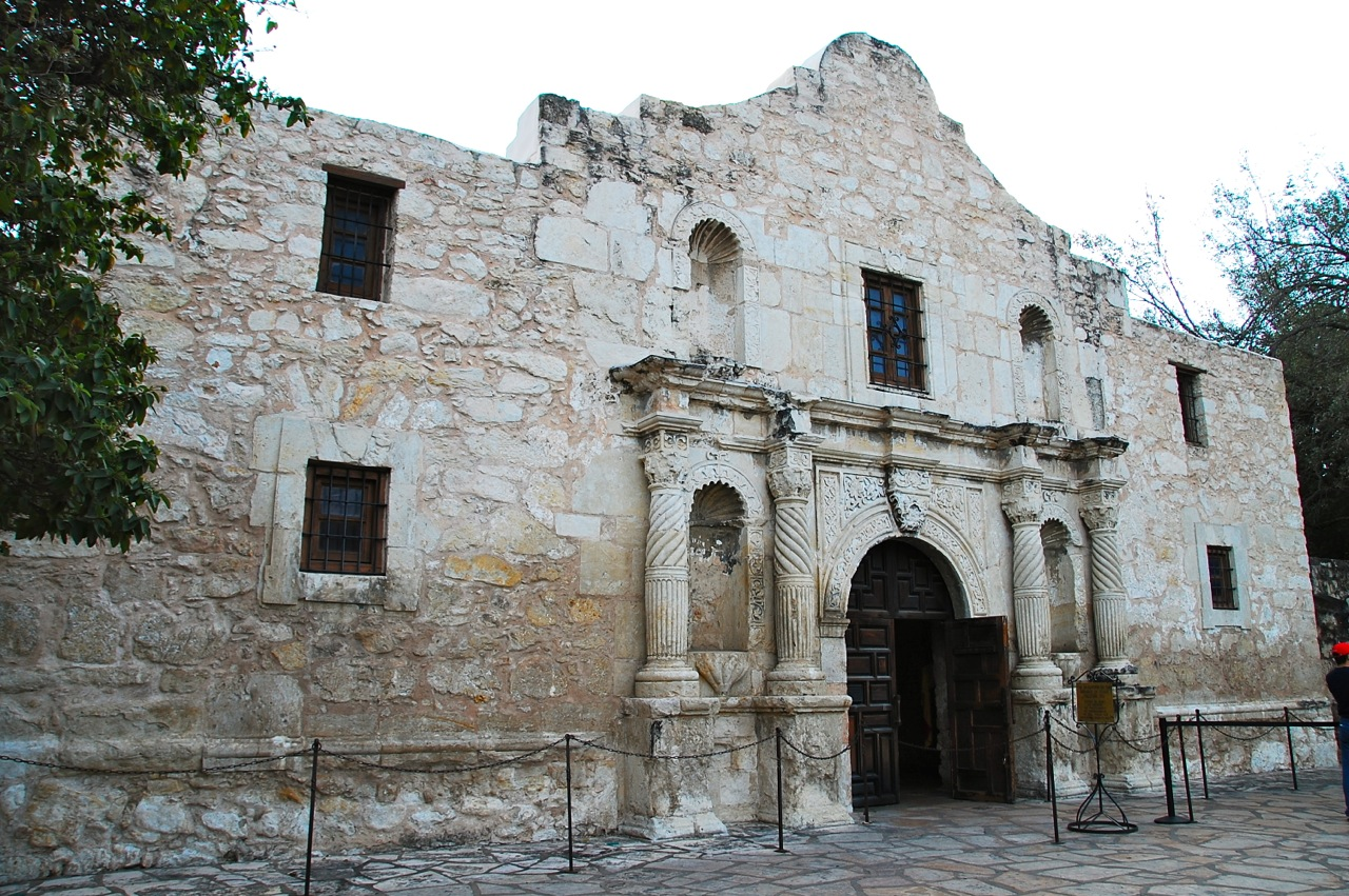 Post image for Thinking and Writing About the Alamo