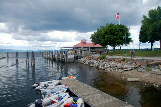 Burlington Boathouse