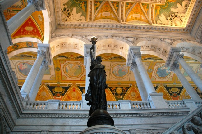 Post image for A Visit to The Library of Congress