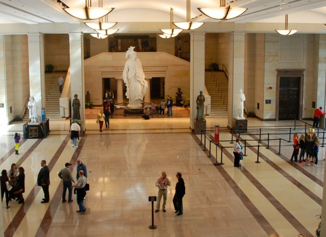 Capitol Visitors Center