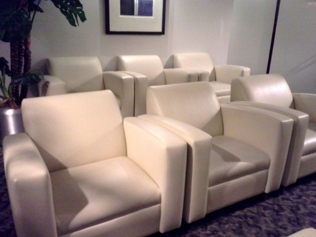 TV room seating