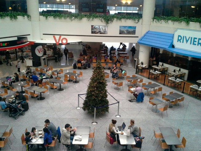 food court view